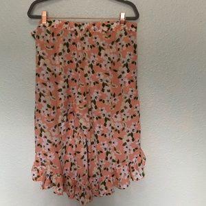 Gillian & O'Malley  Floral Sleep Capris Size XL